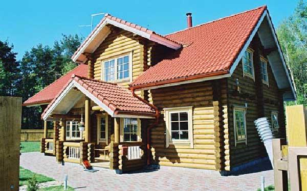 Log cabin insurance