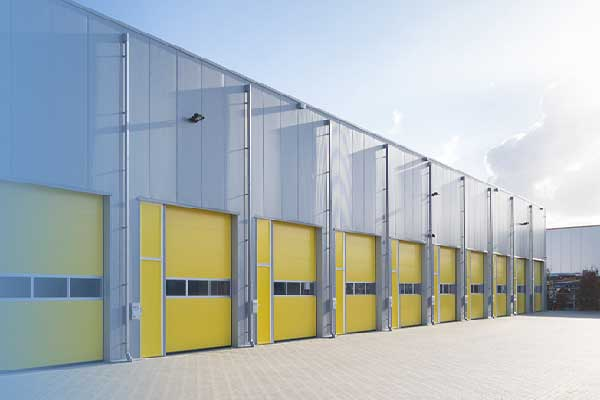 commercial units