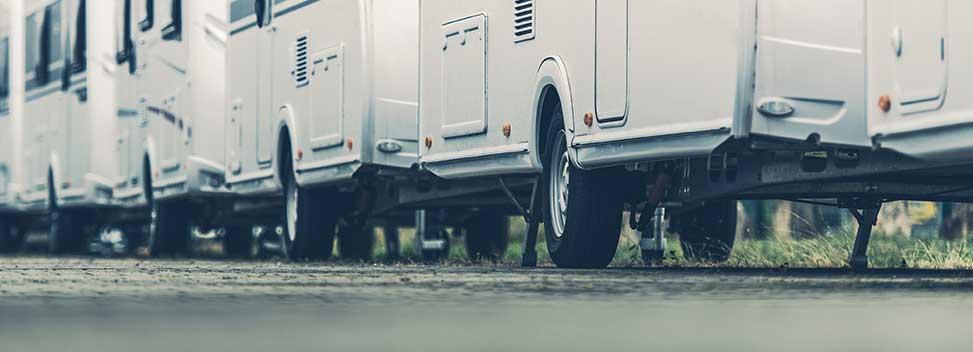 New or Used Caravan